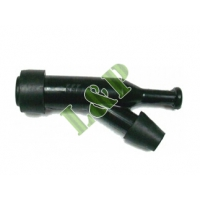 Honda GX120 GX160 GX200 GX240 GX270 GX340 GX390 Cap Assy. Noise Suppressor 30700-ZE1-013