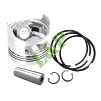 Yanmar LA100 186F Piston + Rings Kit