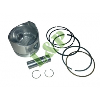Honda GX160 Piston Kit With Ring Sets +0.25 13101-zh8-020