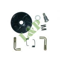 Honda GX340 GX390 Recoil Starter Repair Kit(With Steel Rod Ratchet)