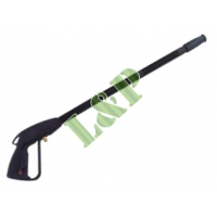 Universal High Pressure Water Cleaner Gun And Lance, Pressure 5.5-7.5Mpa,Lengh 720MM