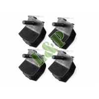 Honda 2KW Shockproof Foot Mid 4pcs
