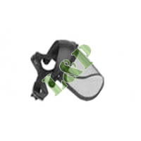 Universal Face Protector Face Shield Helmet Wire Mesh Screen