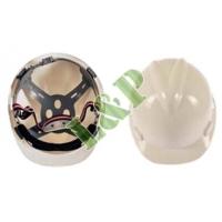 Universal Safety Helmet V-Style HDPE