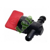 In-line Fuel Shut-off Valve 180-Degree Valve